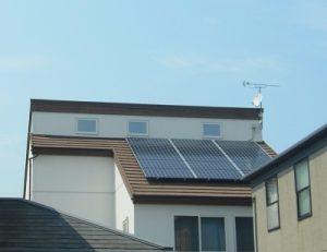 島根松江ルラクホーム太陽光発電