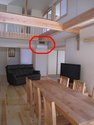 松江でエアコンのことならルラクホーム