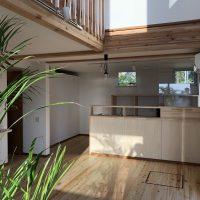島根県松江市ルラクホーム明るい部屋