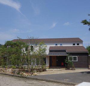 島根県松江市ルラクホーム外観