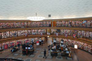 島根県松江市ルラクホーム海外の図書館