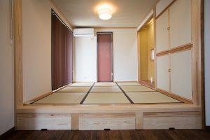 島根県松江市ルラクホーム段差の和室