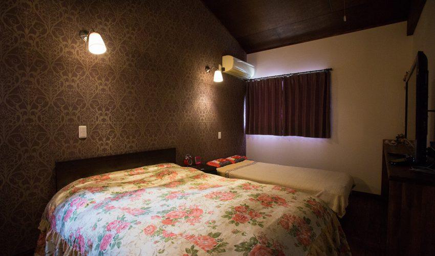 島根県松江市ルラクホーム寝室