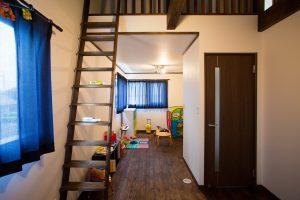 島根県松江市ルラクホーム子供部屋
